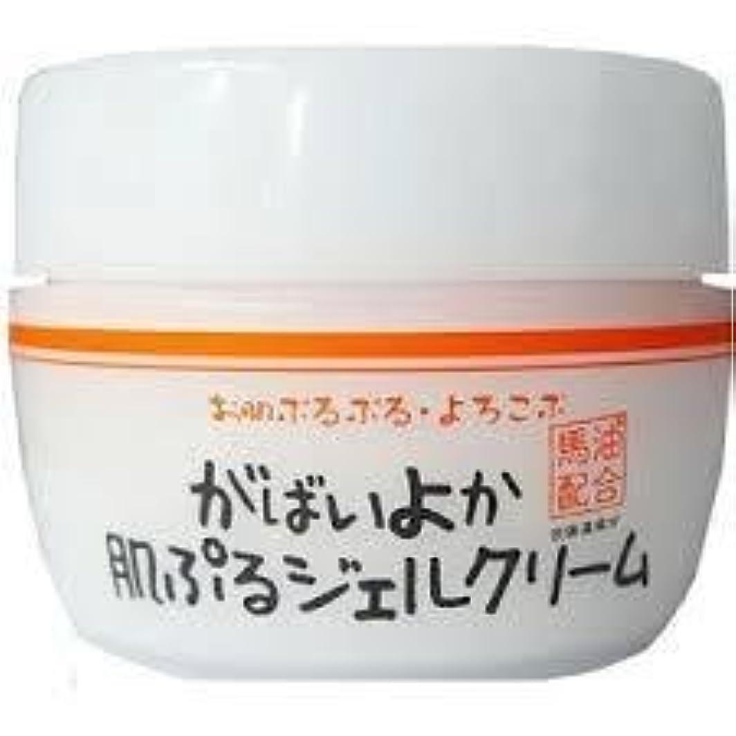 マチュピチュすり一回がばいよか肌ぷるジェルクリーム(100g)