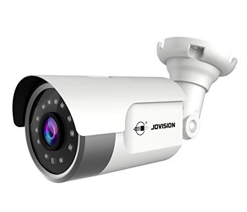 Jovision® JVS-N5FL-DF-PoE | Überwachungskamera | Bewegungserkennung mit Push Benachrichtigung | LAN | Power Over Ethernet | Full HD IP Kamera | kostenloser App