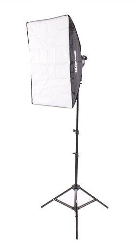 Fovitec - 1-Light 1000W Fluorescent Lighting Kit for Photo & Video with 20'x28'...