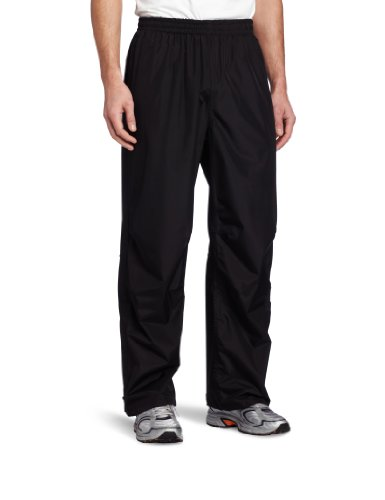 Viking Men's Torrent Waterproof Rain Pant, Black, Large
