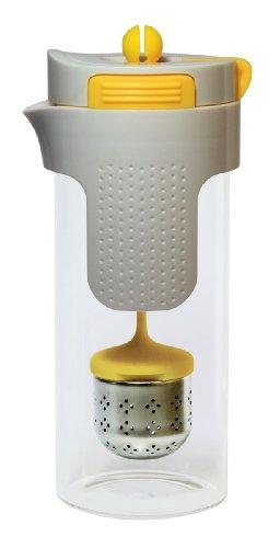 STONELINE  2in1 Kaffeebereiter Teebereiter 0,75 l, gelb