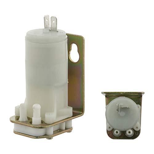 febi bilstein 11581 Waschwasserpumpe für Scheiben- und Scheinwerferreinigungsanlage , 1 Stück