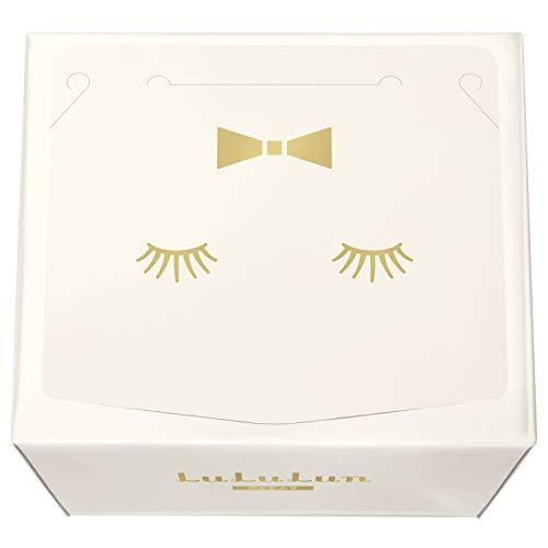 【New】白のルルルン 10年目のリニューアル!新LuLuLun フェイスマスク 白のルルルン 32枚入り(ハリ・ツヤ透明感タイプ)