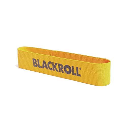 Blackroll Blackroll Loop Band Yellow Gr Gelb Art 1048372