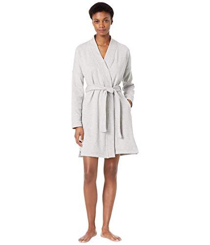 UGG Women's Robe, Seal Heather, XS