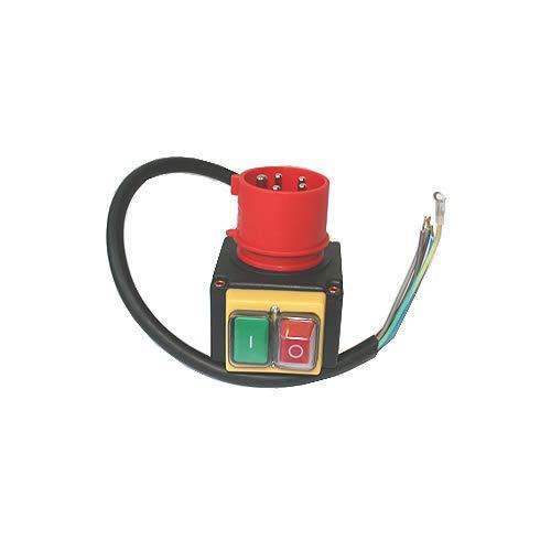 ATIKA Ersatzteil | Ein-/Aus Schalter für Holzspalter ASP 6-1050 / ASP 8-1050