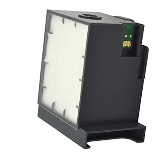 T6712 T671200 Chip de Tanque de Tinta de Mantenimiento Compatible con Compatible con EPSON WorkTop Quality Force Pro WF-6090 WF-6590 WF-8090 WP-8010 WP-8510 WF-8590 WF-R8590