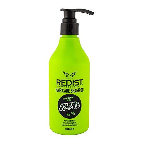 Redist Hair Care Shampoo Keratin Complex 500ml