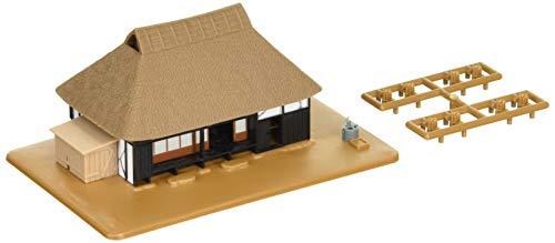 TOMIX Nゲージ わらぶき農家 ブラック 4206 鉄道模型用品