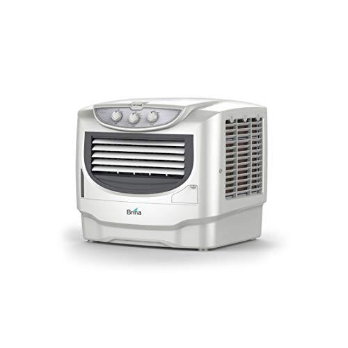Havells Brina Window Air Cooler - 50 Litres (White, Grey)