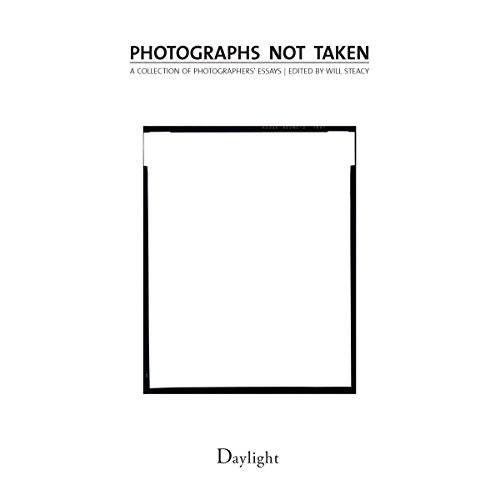 Photographs Not Taken audiobook cover art