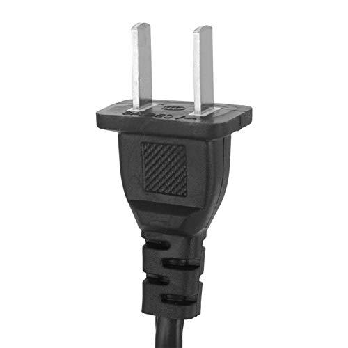 Kadimendium Máquina, Limpiador de Anillo Limpiador de joyería de Pantalla de 2 dígitos AC 220V 50H conmutable para Laboratorios