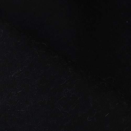 [JOHNSTONSジョンストンズ]カシミア100%大判ストール無地リバーシブルWA000585RU6038(ブラック×グレー)[F×ブラック×グレー(C05)]