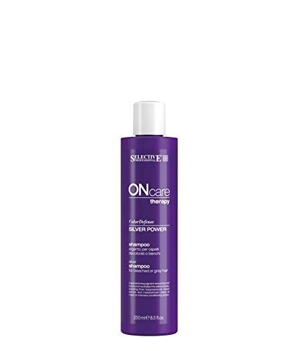 Selective On care Color Defense Silver Power Shampoo 250ml