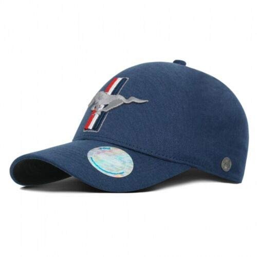 Denim Ford Mustang Blue Flexi Fit Cap 35030212