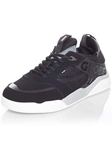 Globe Encore 2, Chaussures de skate homme-Noir(Black/White 10046)-40.5 EU/US:8
