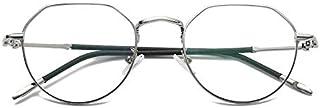 Women's irregular vintage glasses with thin edges and ultra-light Lens Eyeglasses