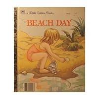 Beach Day (a Little Golden Book) 0307601536 Book Cover
