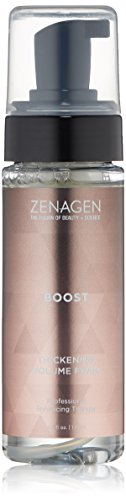 Zenagen Boost Thickening Volume Foam Review​