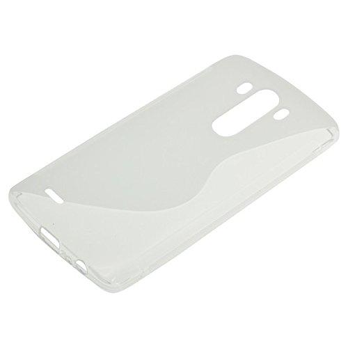 HCL Handycop® S-Curve Case Transparent für LG G3