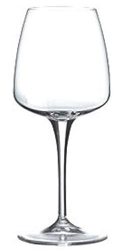 Bormioli 180820-B65 Aurum Verre à Vin Transparent 35 cl Set de 6