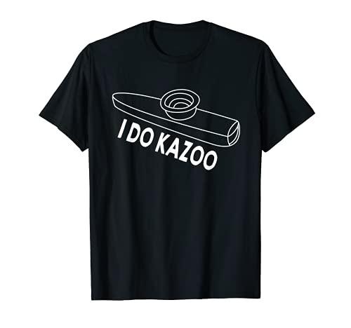 Hago Kazoo Camiseta