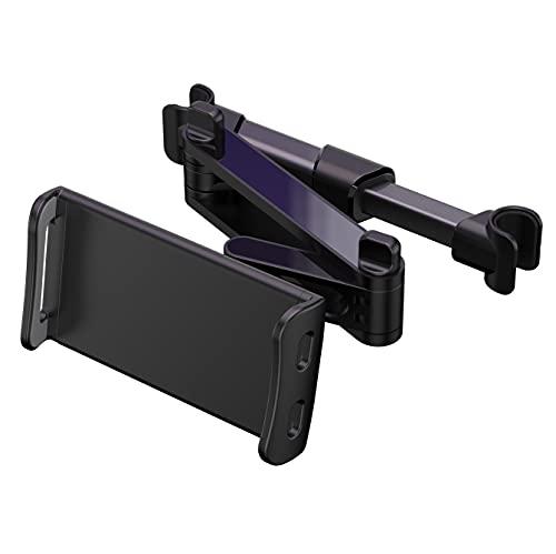 NessKa Soporte universal para reposacabezas de coche para iPad 10,2 10,9 2020 Mini 2 3 4, Pro 9.7 Air Pro Galaxy Tab A7 S6 Switch