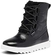 Sorel Women's Joan of Arctic Next Lite Boot - Cold Weather - Waterproof - Black - Size 7.5