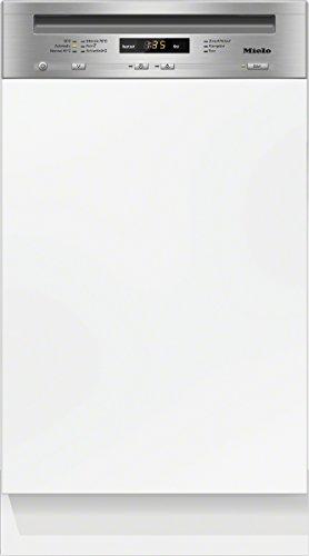 Miele G4700 SCi D ED230 2,1 CLST Geschirrspüler Teilintegriert/A+ / 221 kWh/Jahr / 9 MGD / 2436 Liter/Jahr/Frischwasserspüler ab 6,5 Liter Wasserverbrauch/Perfect GlassCare/Edelstahl/CLST