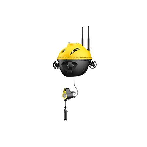 AVANI EXCHANGE Chasing F1 Fish Finder Drone 28m profondità di Lavoro 6 Ore di autonomia Telecamera da Pesca Subacquea Wireless