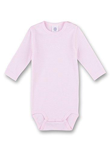 Sanetta Sanetta Baby-Mädchen 1/1 w.Print Formender Body, Pink (Magnolie 3609.0), 62
