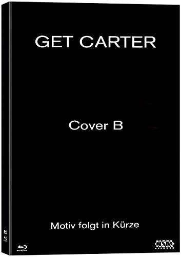 Get Carter [Blu-Ray+DVD] - uncut - limitiertes Mediabook Cover B