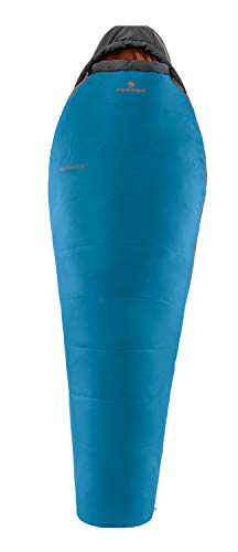 Ferrino Nightech 800, Sacco a Pelo Blu, 800 gr