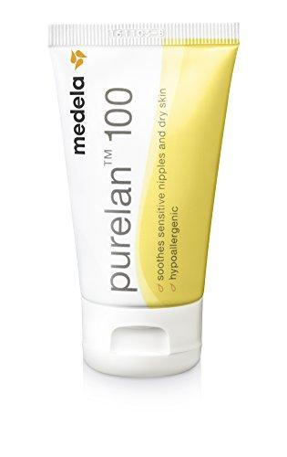 Medela PureLan 100 Creme Tube, 37g, Lanolin Brustwarzensalbe