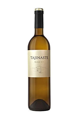 Vino TAJINASTE Blanco Seco 75 cl. Producto Islas Canarias.