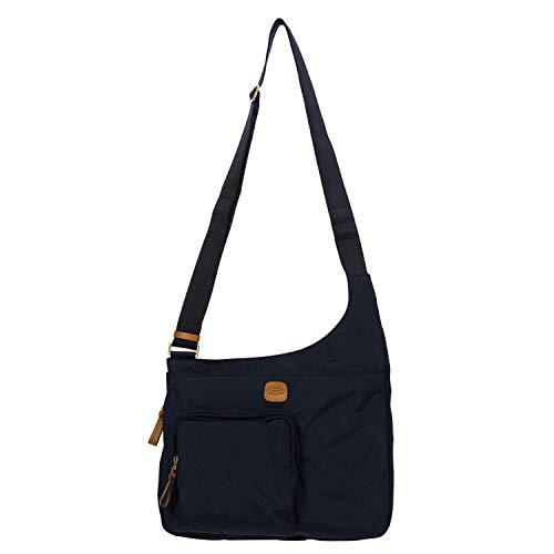 Umhängetasche X-Bag, Einheitsgröße.Ocean Blau