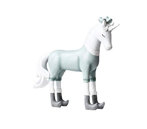 LJXLXY Ins de Estilo nórdico Creativo decoración de casa de Unicornio, decoración...