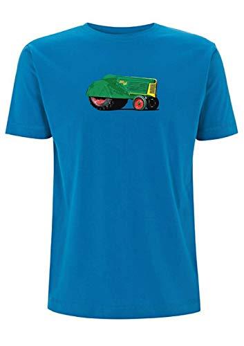 Time 4 Tee - Camiseta inspirada en tractor de Oliver Orchard 66...