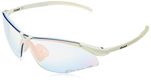 Eassun - Gafas de ciclismo unisex, color blanco( Blanc), talla única