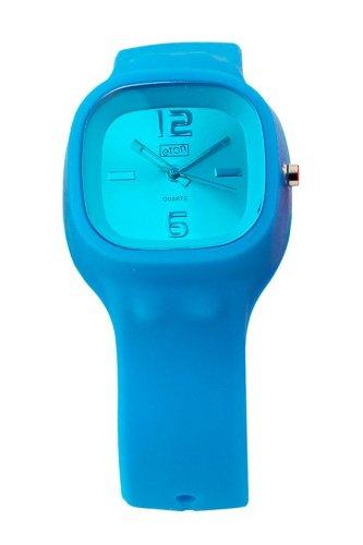eton 2815-A – Reloj de Mujer de Cuarzo, Correa de Goma Color Azul