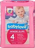 babylove Pants Windelslips Größe 4 maxi, 8-15kg, 1 x 22 St