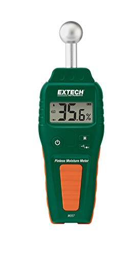Extech MO57 Feuchtemessgerät, stiftlos, Grün