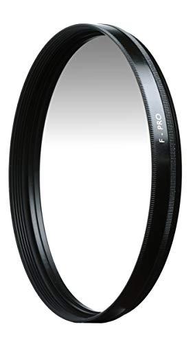 B+W 1067362 F-Pro 701 Grauverlaufsfilter Schwarz, 77 mm