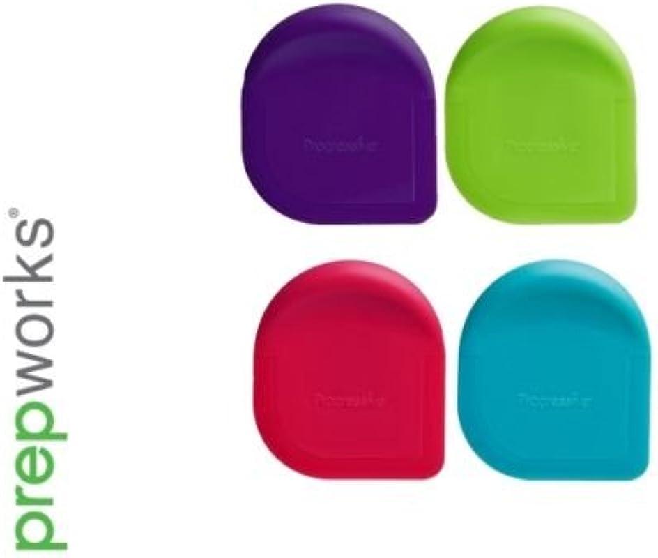 Progressive PAN Scraper Plastic Assorted Colors