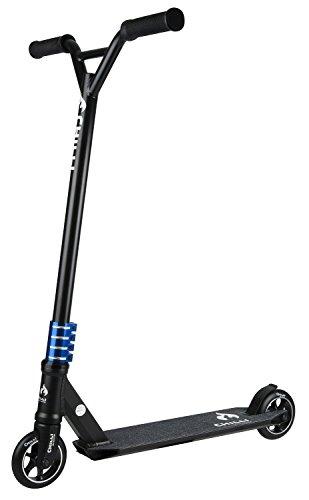 Chilli Pro Scooter Stuntscooter 5000 HIC Schwarz/Blau Sonderauflage Anfänger & Fortgeschrittene