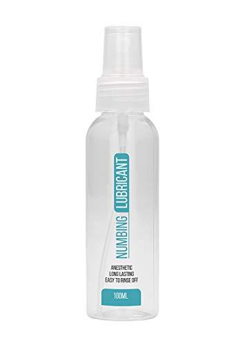 Pharmquest by Shots Gleitmittel auf Wasserbasis mit betäubender Wirkung, 100 ml