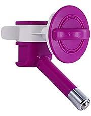 SALUTUYA Dispensador de Agua para Mascotas de 3 Colores, alimento para Mascotas, Herramienta de Agua para riego Seguro,