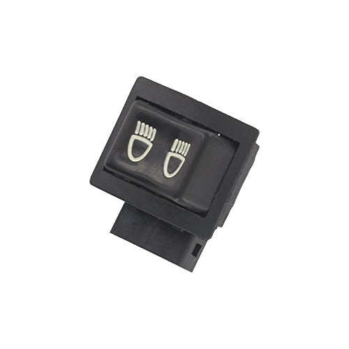 Xfight-Parts Schalter Auf-/Abblendlicht 3er Stecker mit 3Pins 4Takt 50ccm JSD50QT-13 Aprilia SR 50 Bj.1997 bis Bj. 2000