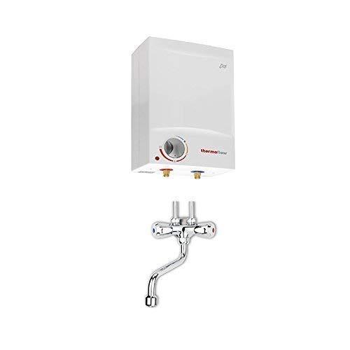 respekta thermoflow Obertischboiler 5Liter Warmwasserspeicher Boiler mit Armatur