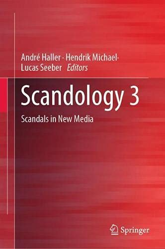 Scandals in New Media